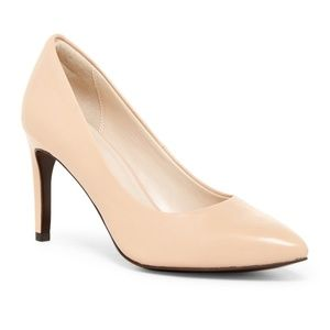 Cole Haan Abigail Grand OS Nude Pumps Heels